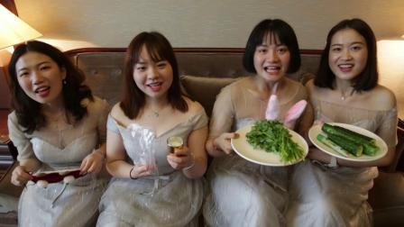 20190609 / 温德姆婚礼 / 席前播放