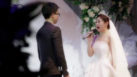 2019婚礼集锦米乐印象出品