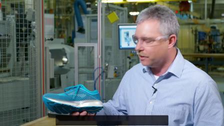 巴斯夫北美鞋材开发中心