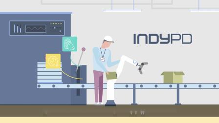 协作机器人平台服务(IndyGO)_纽路麦卡(Neuromeka)