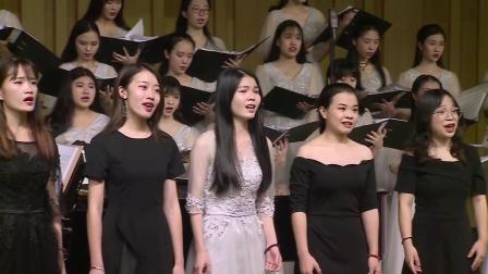 """《闭幕》@广外艺蒲公英女声合唱团""""遇见·夏花""""合唱音乐会"""