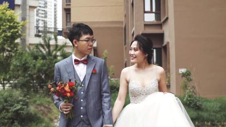 几何电影 | LU and CHI婚礼电影