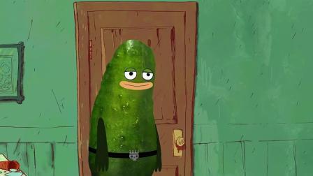 瓜瓜的青春痘被雷泽拿走了,瓜瓜和小豆感到很不放心
