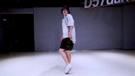 【D57舞蹈工作室】潘玮柏《双人舞》SOLO编舞