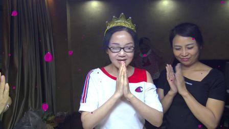 炫彩阳光走秀队为友友:开心三毛女士 举办生日派对  摄影 制作 熊大 乐在其中