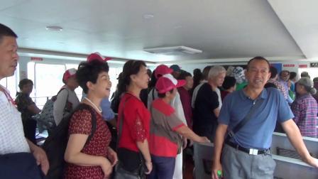 20190925-《我们一起去旅行》黄山五日游活动集锦之二《新安江湖滨画廊掠影》