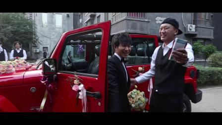 【MGfilms米高文化传媒】竹溪源温泉度假酒店2019.10.2婚礼快剪