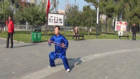 牡丹江武术少儿培训基地贾刚武术演练