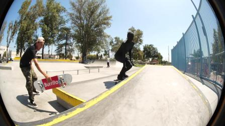 Hitting the NEW Chevy Chase Skatepark