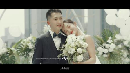 [WE FILM 作品](我们影像)20190906太原洲际酒店婚礼电影