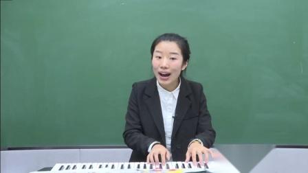 幼儿园教师资格证面试:弹唱专项训练-《小木偶》
