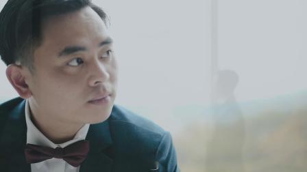 SUN&WANG「余生一起从清晨到日暮」婚礼花絮