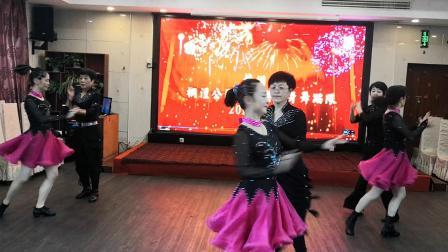 苏州桐泾公园梦之恋健身舞蹈队2019年年会记录短视频