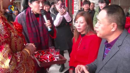 黄新杰先生与朱林焰小姐婚礼盛典录像2020.1.18