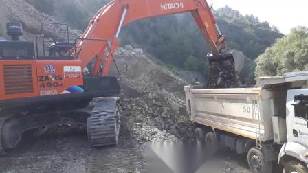 日立490 挖掘机