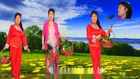 《苦菜花》演唱:郑银兰