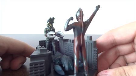 (未来17)初代奥特曼戏画  奥特兄弟激斗史戏画Ⅱ  打击侵略者
