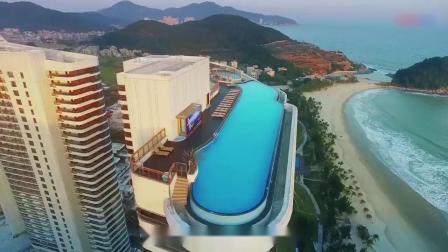 保利顺峰北洛秘境项目全面介绍实景航拍