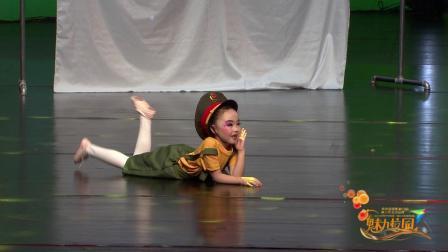 舞蹈《多想学爸爸》浙江省金华市春雷舞蹈培训学校