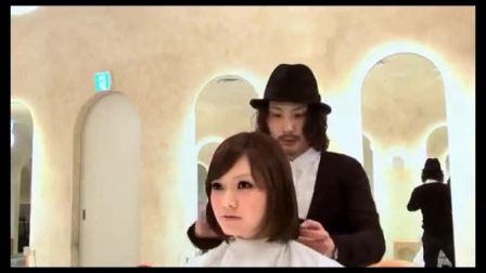 女士发型修剪9.。