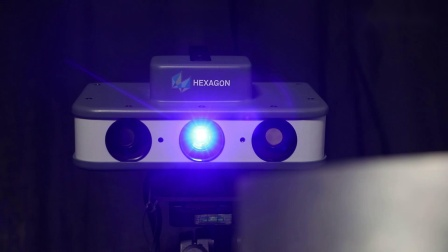 Activescan蓝光扫描仪,实现快速简单的光学数字化测量
