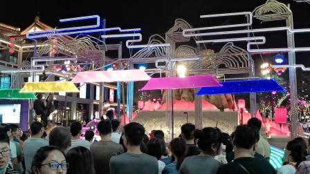 20200819-西安大唐不夜城游玩