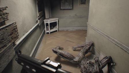 PS4生化危机7黄金版DLC伊森绝命危机视频51(无伤)