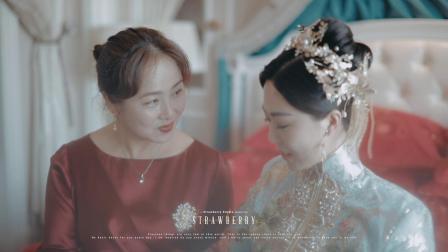 草莓智造作品——营口大石桥婚礼same day edit