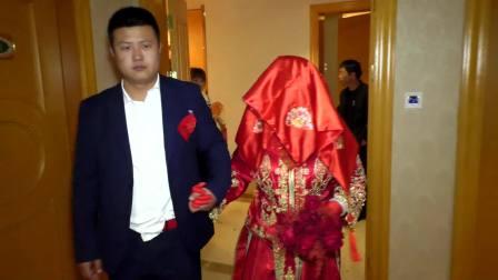刘冬雪 王远洋 婚礼录像 高清