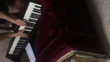 薛之谦《动物世界》钢琴曲_tan8.com