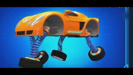 超级小熊布迷: 布迷小队打造超级赛车