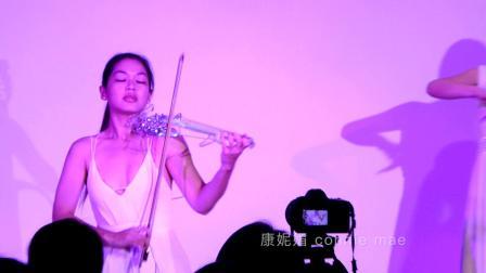 康妮媚 美女小提琴家
