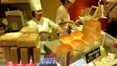 陆郎叔叔在日本的美味的奶酪蛋糕