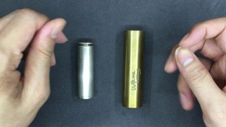 蒸汽多1VP MOD无皮电池安全性能展示(切勿模仿)1VP机械杆