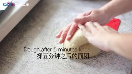 焙友之家丨北海道牛奶面包,在家里做出蛋糕房一样的面包