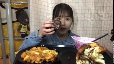 『吃播』甜咸配枣泥核桃吐司·抹茶红豆卷·枣泥蛋糕·肉松麻花·三牛鲜葱酥椒盐酥万年青饼干!