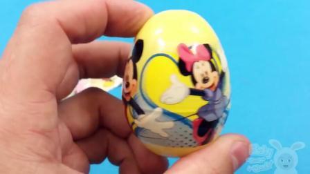 迪士尼米老鼠玩具蛋