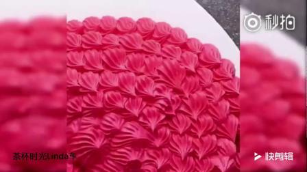 6种儿童蛋糕的简易做法,超级好看的,家庭也能做好看的蛋糕