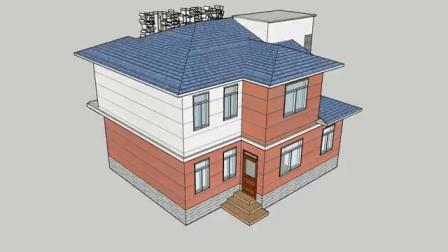 海容模块建房效果图展示