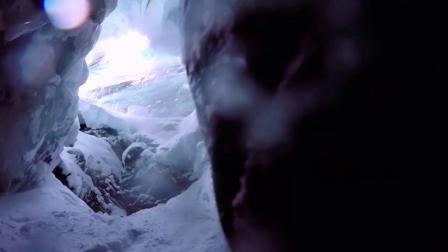 [K分享] 滑第一视角:野雪掉坑里是一种怎样的体验?