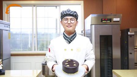 制作巧克力淋面蛋糕,简单到怀疑人生!
