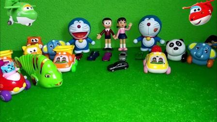 曲奇蛋乐迪玩具的世界哆啦A梦大熊静香被遗忘的家乡话3100