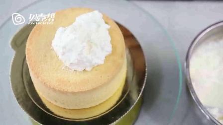 烘焙入门教程视频教程 草莓冰激凌的制作方法dh0 君 蛋挞
