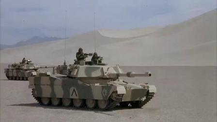 《绿巨人浩克》  沙漠疯狂围剿战 坦克被当玩具车