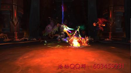 《魔兽世界》主播活动集锦:6月9日 勇敢者的王座(部落)