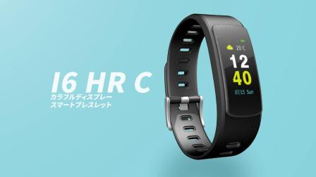 i6 HR 彩屏双色腕带