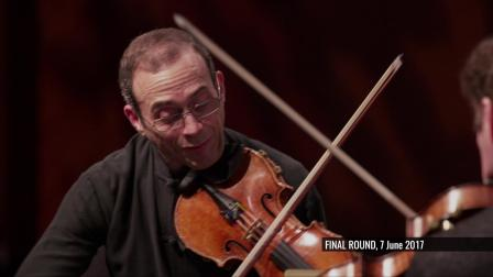 尤里·法沃里 Yury Favorin在克莱本钢琴比赛决赛演奏塞扎尔·弗兰克 - 《F小调钢琴五重奏》