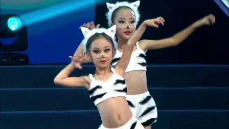 """第六届""""欢动北京""""嘉年华 舞蹈《波斯猫》"""