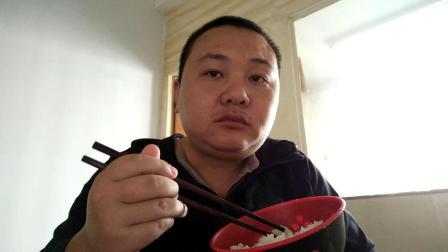 大胃王评测江西省新余市渝水区下村镇特产美食视频