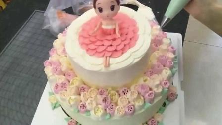 奶油蛋糕的制作方法,精美蛋糕做法,蛋糕做法大全